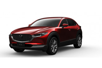 2020 Mazda CX-30 DM Series G25 Touring Other Image 2