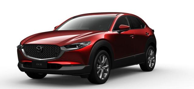 2020 Mazda CX-30 DM Series G25 Touring Wagon Mobile Image 2