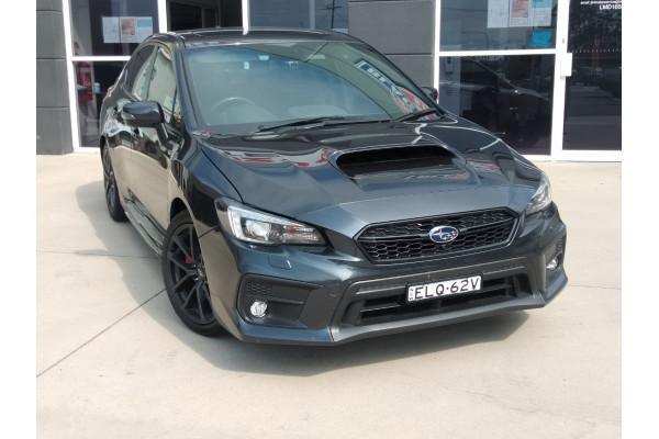 2018 Subaru WRX V1 Premium Sedan Image 4