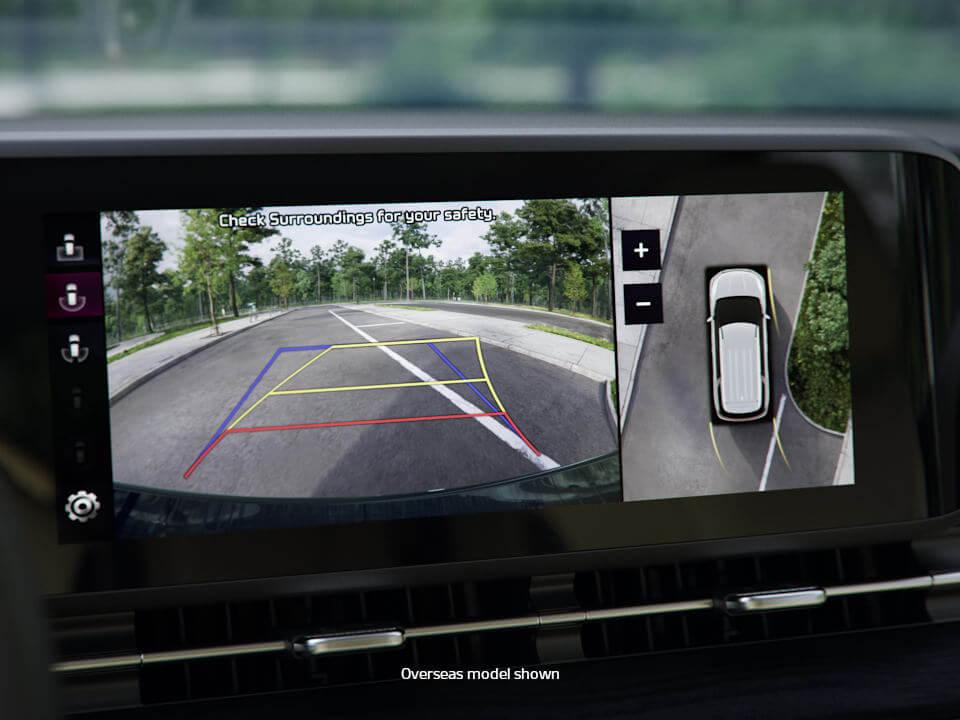 360 degree Around View Monitor