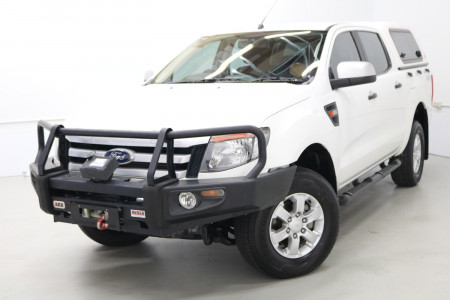 2015 Ford Ranger PX XLS Utility