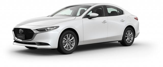 2020 Mazda 3 BP G20 Pure Sedan Sedan Mobile Image 1