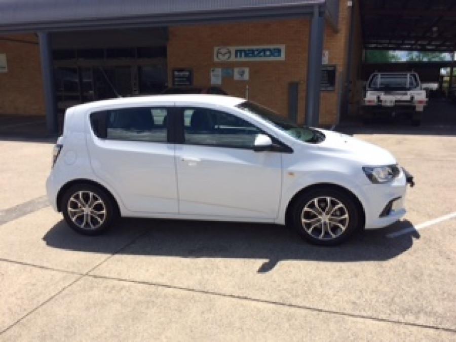 2018 Holden Barina TM MY18 LS Hatchback Image 1