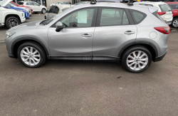 2012 Mazda Cx-5 KE1021 Tw.Turbo Grand Touring Awd wagon Image 4