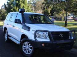 Toyota Landcruiser GX VD