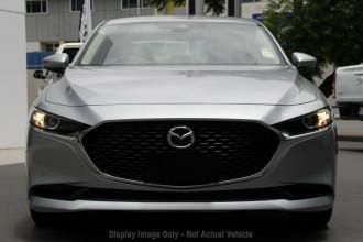 2020 Mazda 3 BP G20 Touring Sedan Sedan Image 5