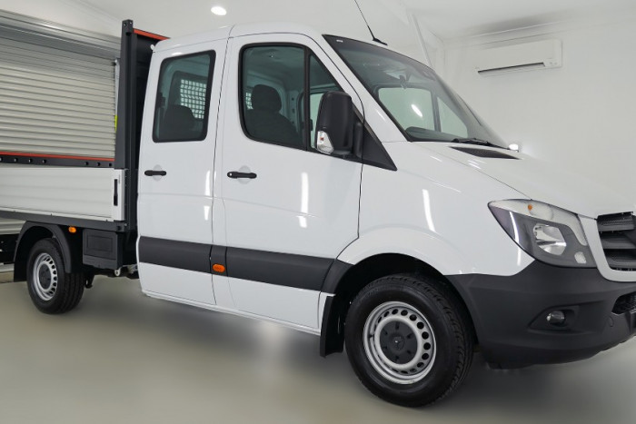 2017 Mercedes-Benz Sprinter M-B 316 Ute