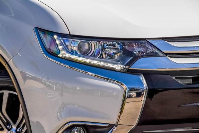 2016 Mitsubishi Outlander ZK MY17 LS Safety Pack Suv Image 16