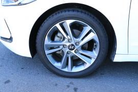 2016 MY17 Hyundai Elantra AD Elite Sedan Image 3