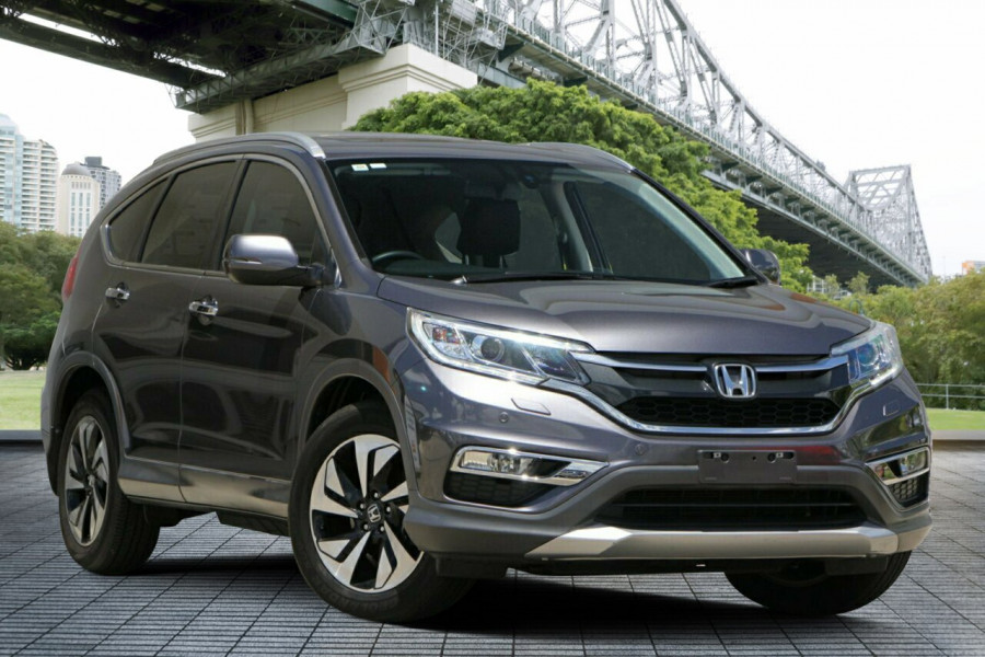 2016 MY17 Honda CR-V RM Series II MY17 VTi-L 4WD Wagon