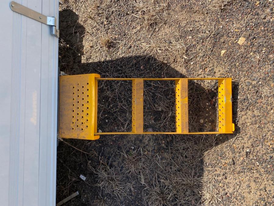 Iveco Aluminium Tray Tray Image 5
