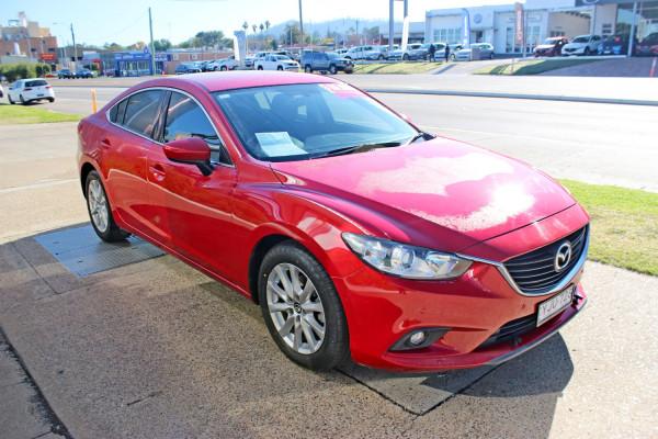 2013 Mazda Mazda6 GJ1021 GT Sedan Image 4