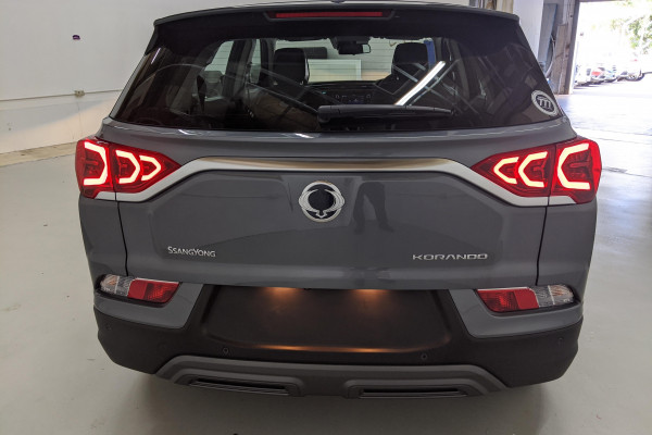 2019 MY20 SsangYong Korando C300 ELX Wagon Image 4
