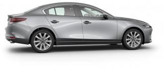 2021 Mazda 3 BP G20 Evolve Sedan Sedan image 10