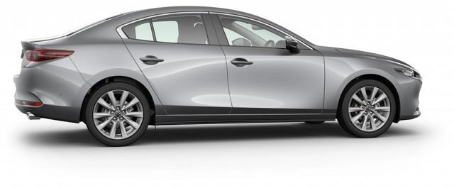 2021 Mazda 3 BP G20 Evolve Sedan Sedan Mobile Image 10
