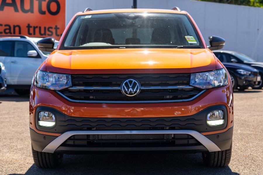 2021 Volkswagen T-Cross C1 85TSI CityLife (Black) Wagon