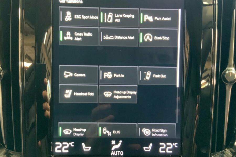 2018 MY19 Volvo XC60 UZ D4 Inscription (AWD) Suv Mobile Image 14