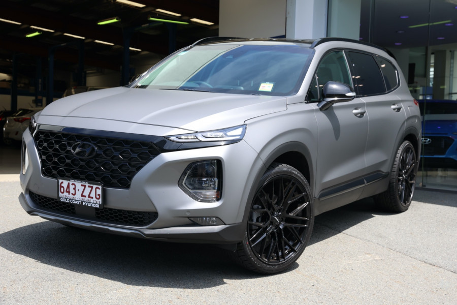 2019 MY20 Hyundai Santa Fe TM.2 Elite Suv Image 1