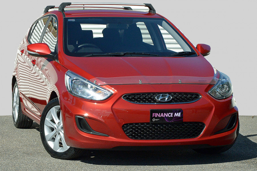 2017 MY18 Hyundai Accent RB6 MY18 SPORT Hatchback image 1