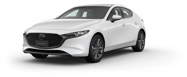 2021 Mazda 3 BP G20 Touring Hatchback Mobile Image 2