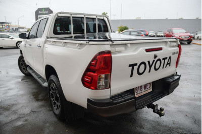 2015 Toyota HiLux GUN136R SR Hi-Rider Utility Image 4