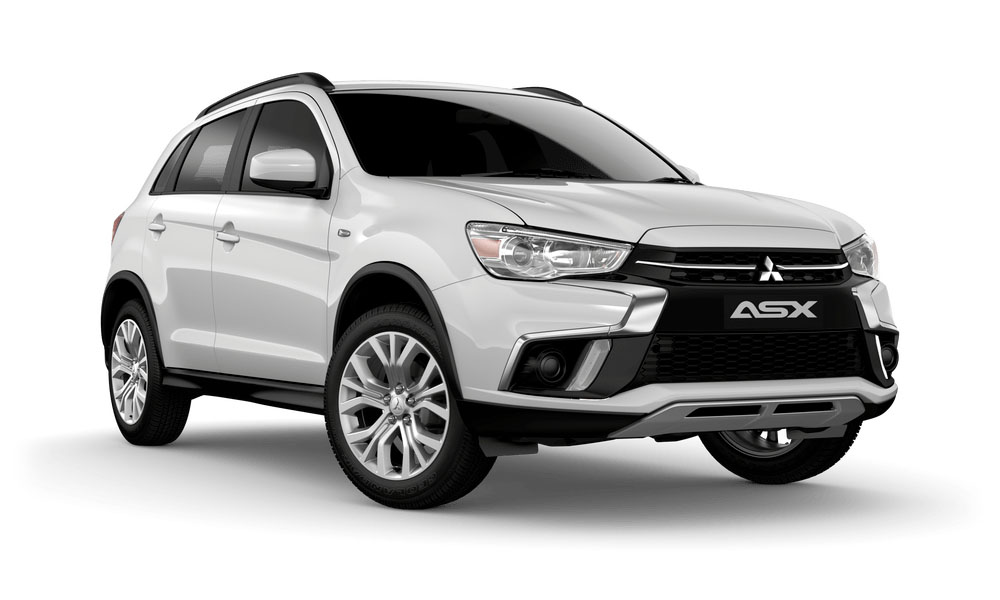 2018 MY19 Mitsubishi ASX XC ES Other
