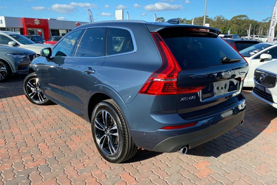 2019 MY20 Volvo XC60 UZ D4 Momentum Suv