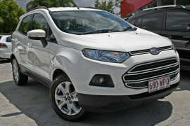 Ford Ecosport Trend PwrShift BK