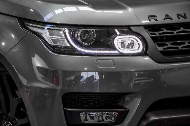 2016 Land Rover Range Rover Sport L494 MY16.5 SDV6 HSE Dynamic Suv Image 17