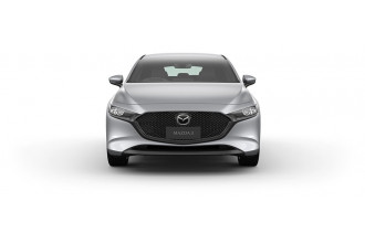 2020 Mazda 3 BP G25 GT Hatch Hatchback Image 4