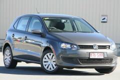 Volkswagen Polo Trendline DSG 6R MY12.5