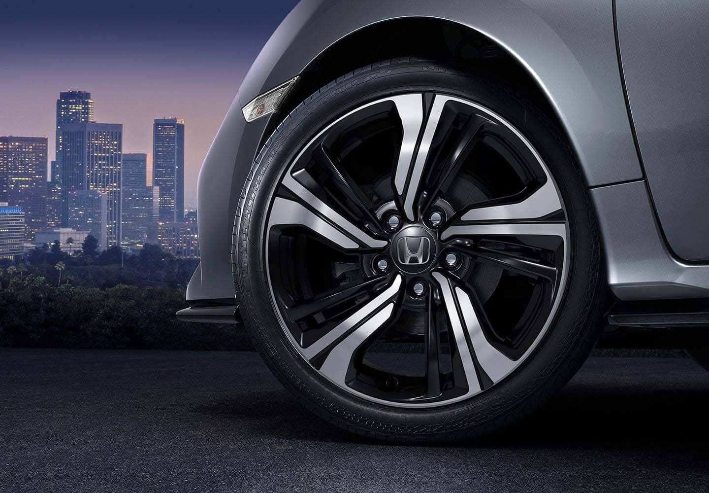 Civic Hatch Tyre Deflation Warning System
