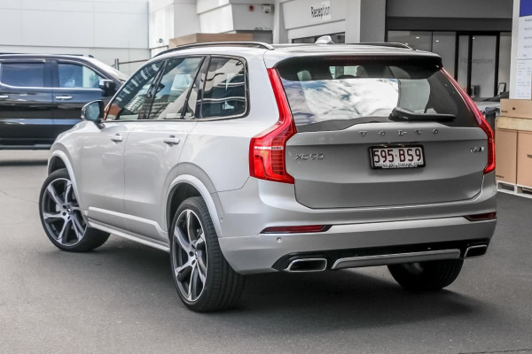 2021 Volvo XC90 L Series T6 R-Design Suv Image 4