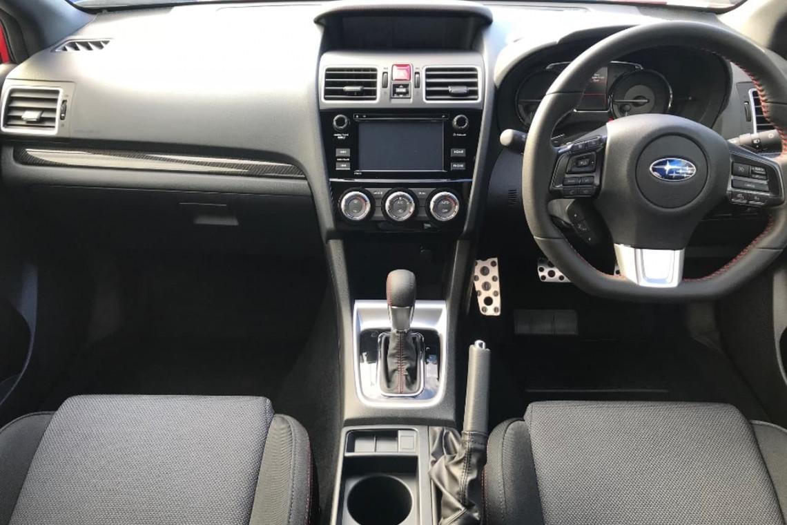 2017 Subaru WRX V1 WRX Sedan