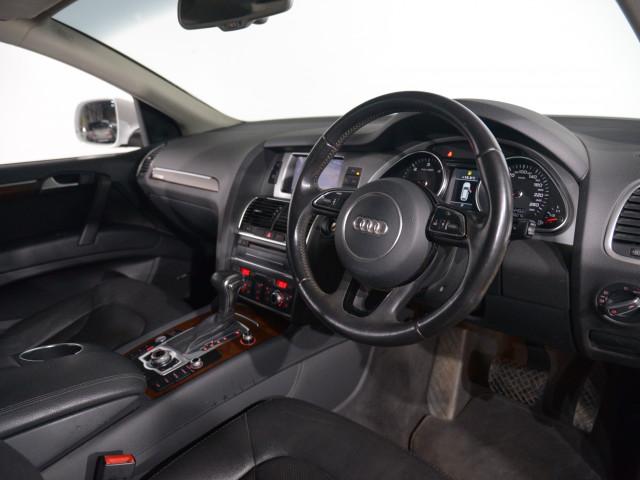 2012 Audi Q7 Audi Q7 4.2 Tdi Quattro Auto 4.2 Tdi Quattro Suv