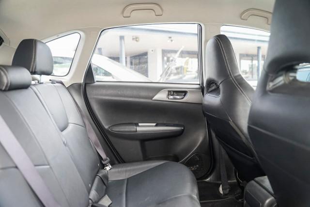 2011 Subaru Impreza G3 MY11 R Hatchback Image 10