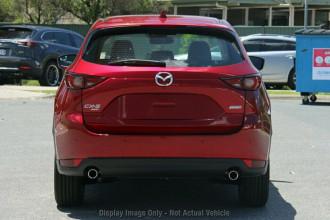 2021 Mazda CX-5 KF Series Touring Suv Image 5