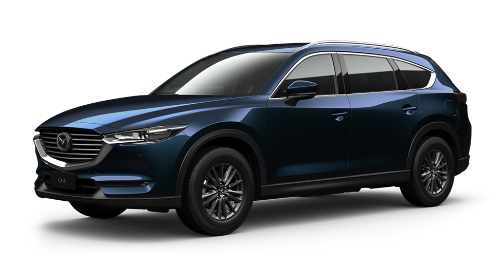 Mazda CX-8 <br>Touring <br>PERSONAL   BUSINESS