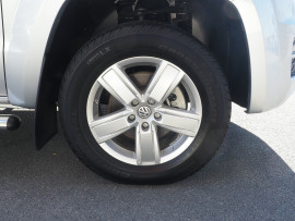 2018 MY19 Volkswagen Amarok 2H MY19 TDI550 Utility