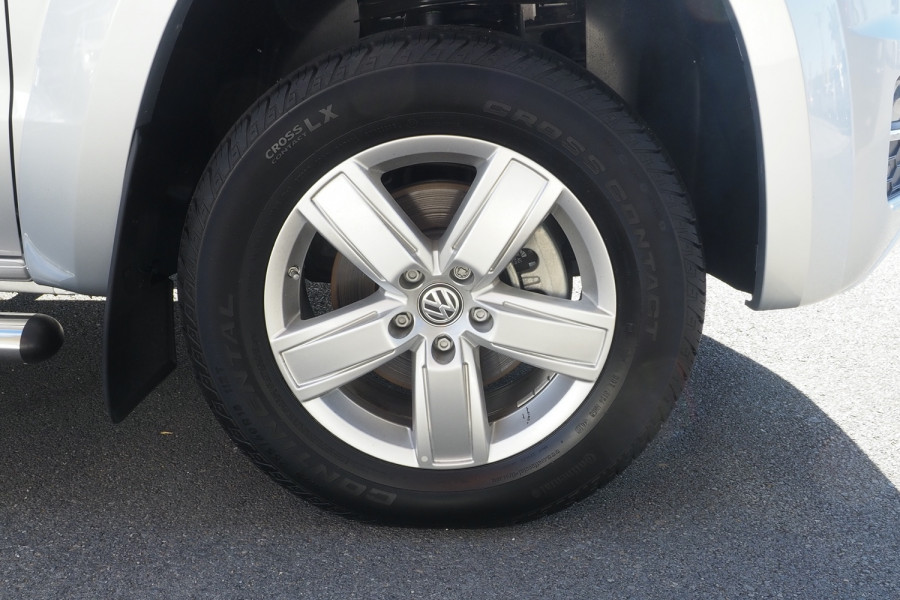 2018 MY19 Volkswagen Amarok 2H MY19 TDI550 Utility Image 3