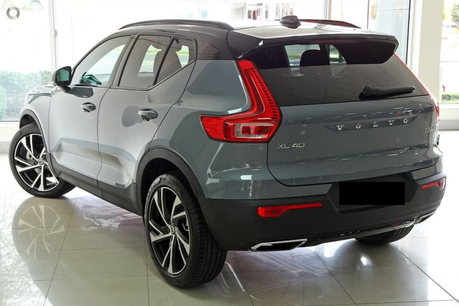 2019 MY20 Volvo Xc40 (No Series) MY20 T5 R-Design Suv Mobile Image 19