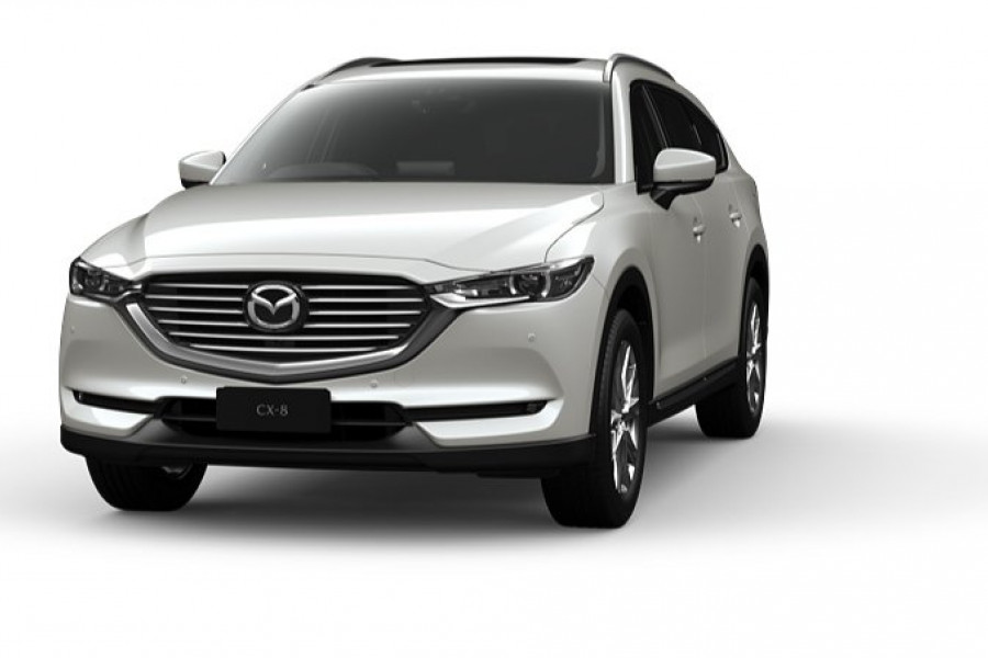 2020 Mazda CX-8 Asaki