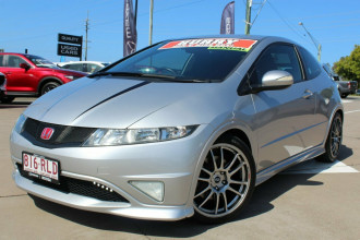 2007 Honda Civic 8th Gen MY07 Type R Hatchback Image 2