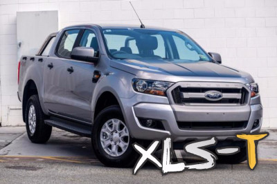 Ford Ranger 4x4 XLS-T Double Cab Pickup 3.2L PX MkII