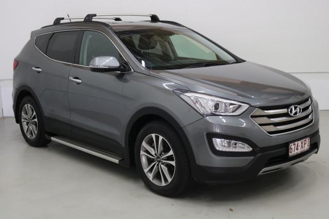 2014 Hyundai Santa Fe DM2 MY15 ELITE Suv Image 3