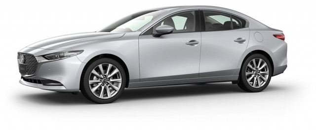 2020 Mazda 3 BP G25 Astina Sedan Sedan Mobile Image 23
