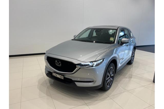 2019 Mazda CX-5 KF GT Suv