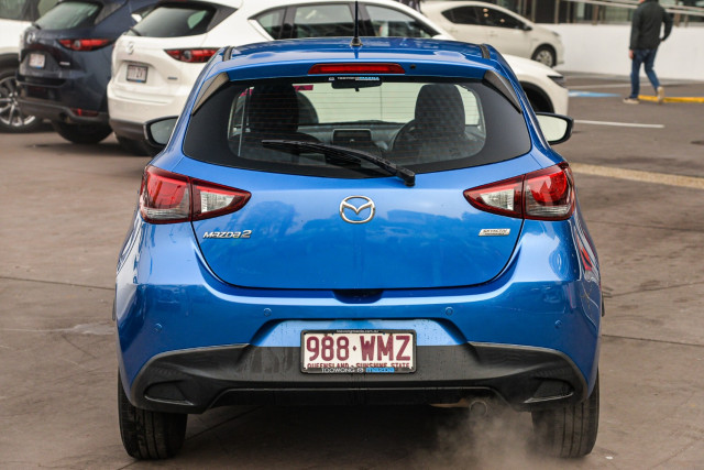 2016 Mazda 2 DJ2HAA Neo Hatchback Image 4