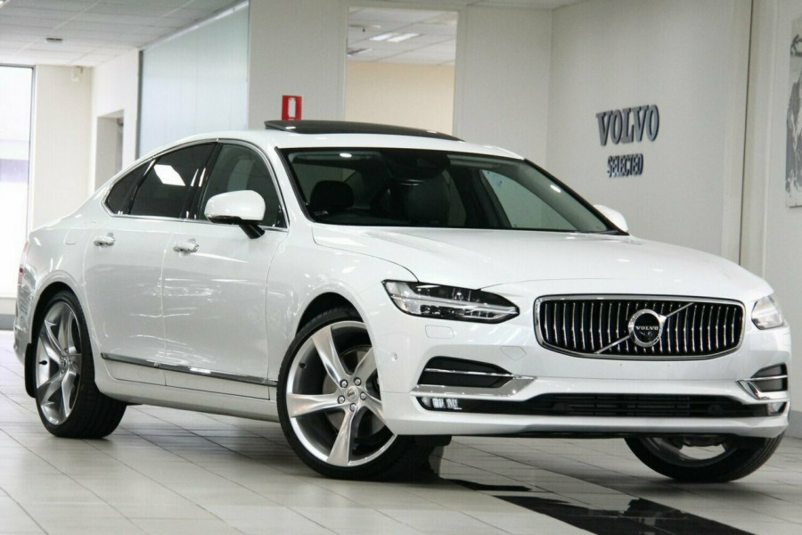 2017 Volvo S90 P Series MY17 T6 Geartronic AWD Inscription Sedan