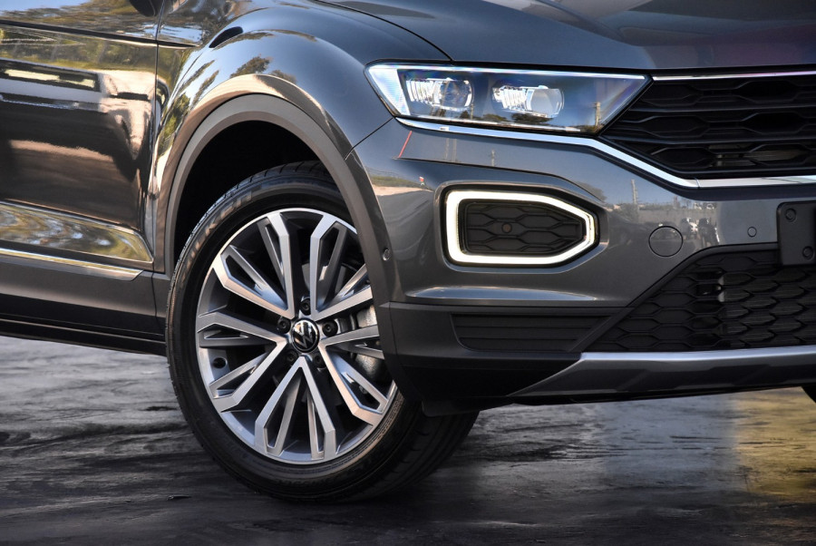 2020 MY21 Volkswagen T-Roc A1 110TSI Style Wagon Image 6